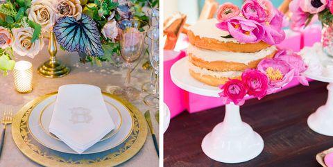 Pink, Food, Sugar cake, Cake decorating, Table, Dessert, Sweetness, Teacup, Tableware, Sugar paste,