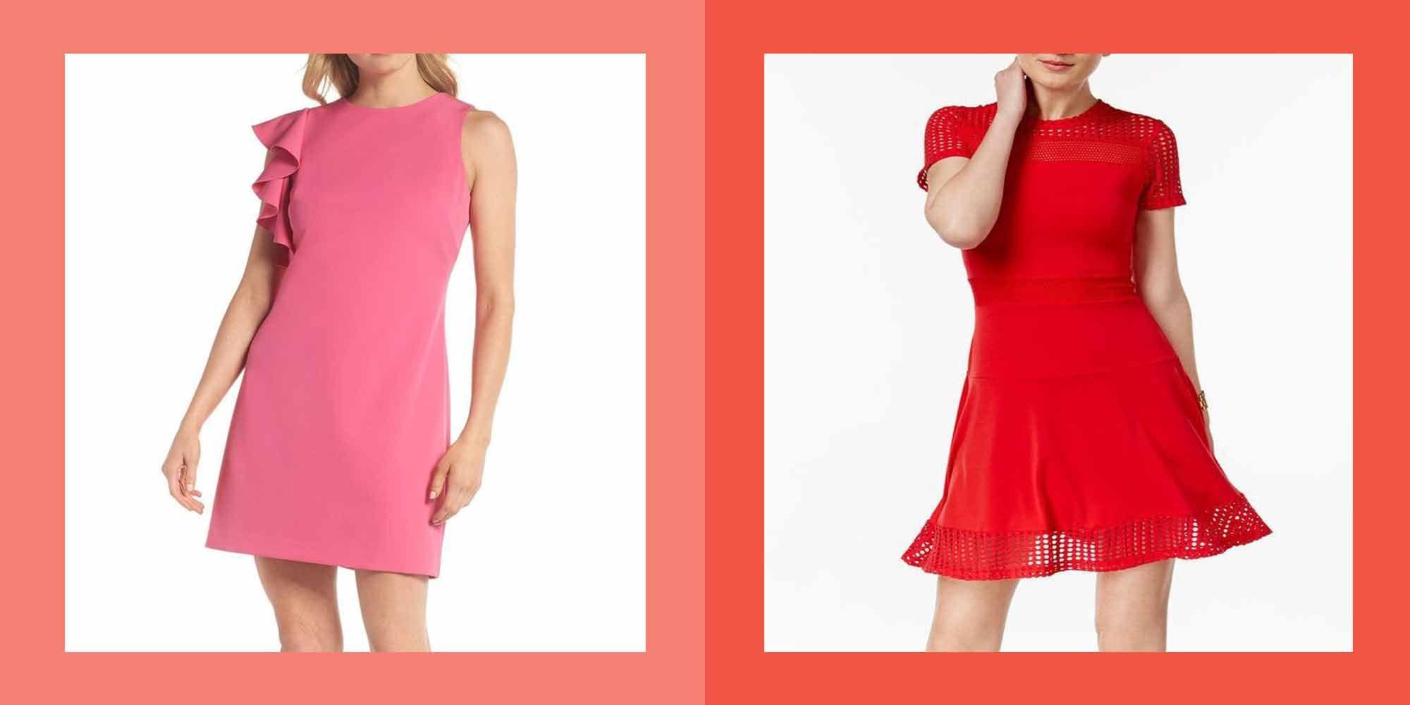 Formal Valentine's Day Dresses