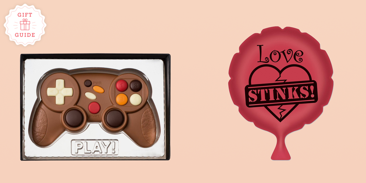 Шоколад + видеоигры = идеальное сочетание подарков на День святого Валентина