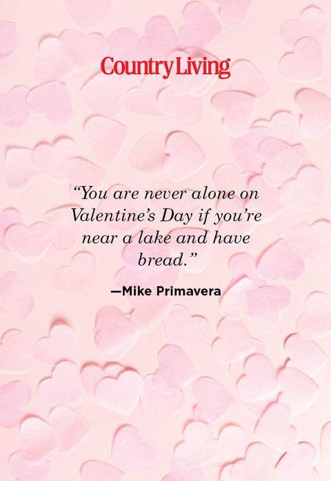 mike primavera love quote