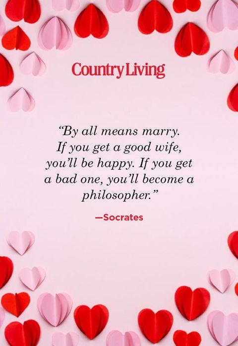 socrates love quote