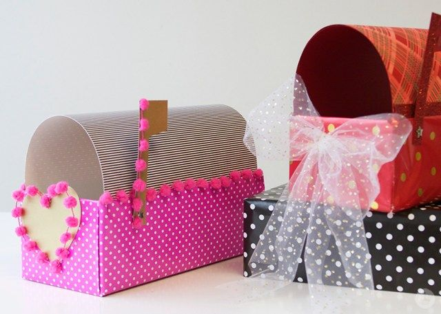 20 Cute Diy Valentine S Day Boxes Fun Valentine Boxes Kids Can Make