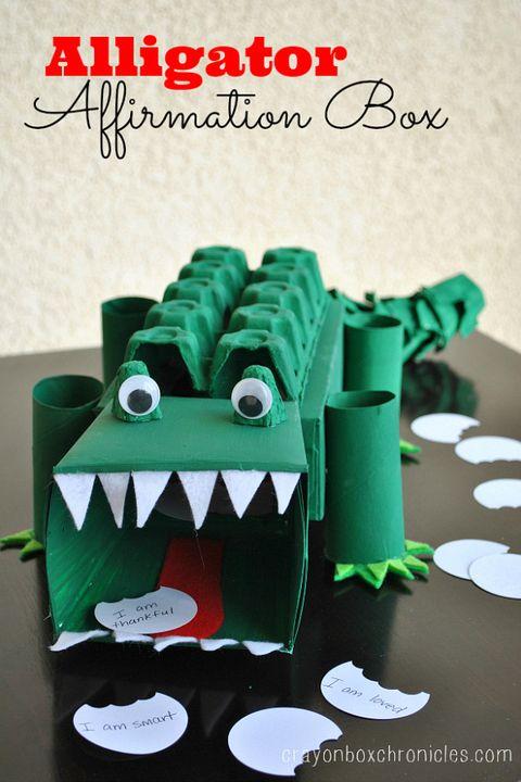 valentines day boxes alligator