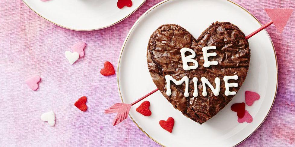 Наберите серьезные баллы в день V с этими сладкими угощениями в форме сердца