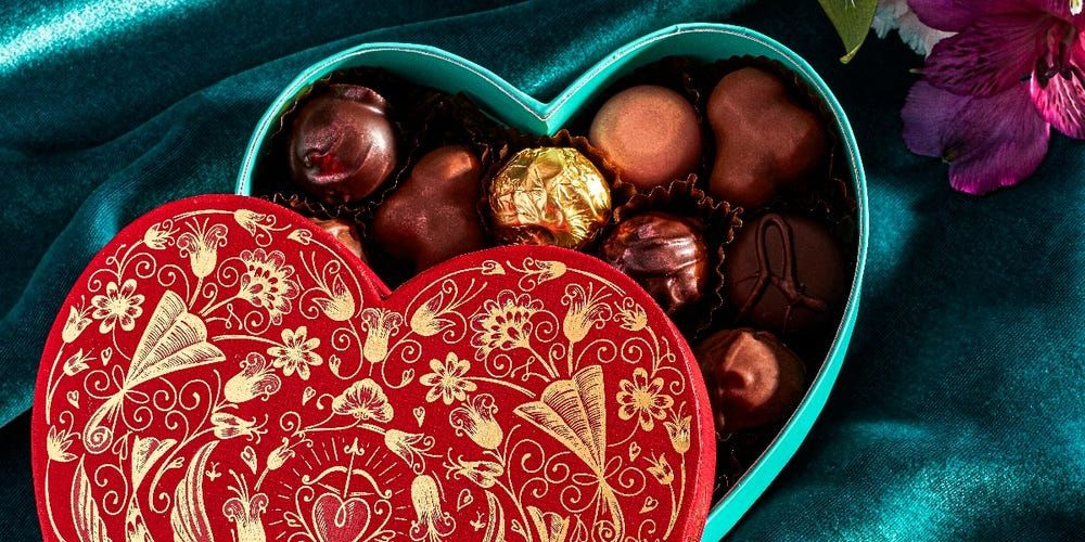 25 Valentine's Day chocolate boxes to gift your partner