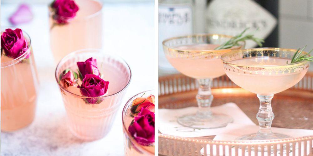 Valentineu0027s Day Cocktails