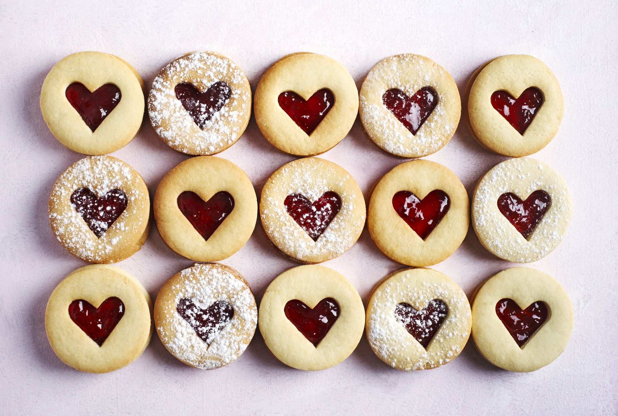 Easy Valentine's Day Cookie Recipes