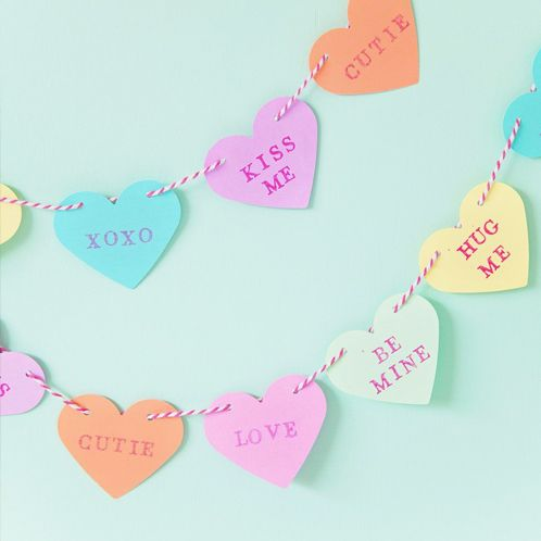 42 Easy Valentine S Day Crafts Diy Decorations For Valentine S Day