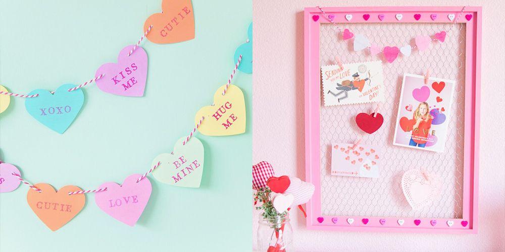 42 поделки на День святого Валентина, которые творчески показывают, что у вас на сердце