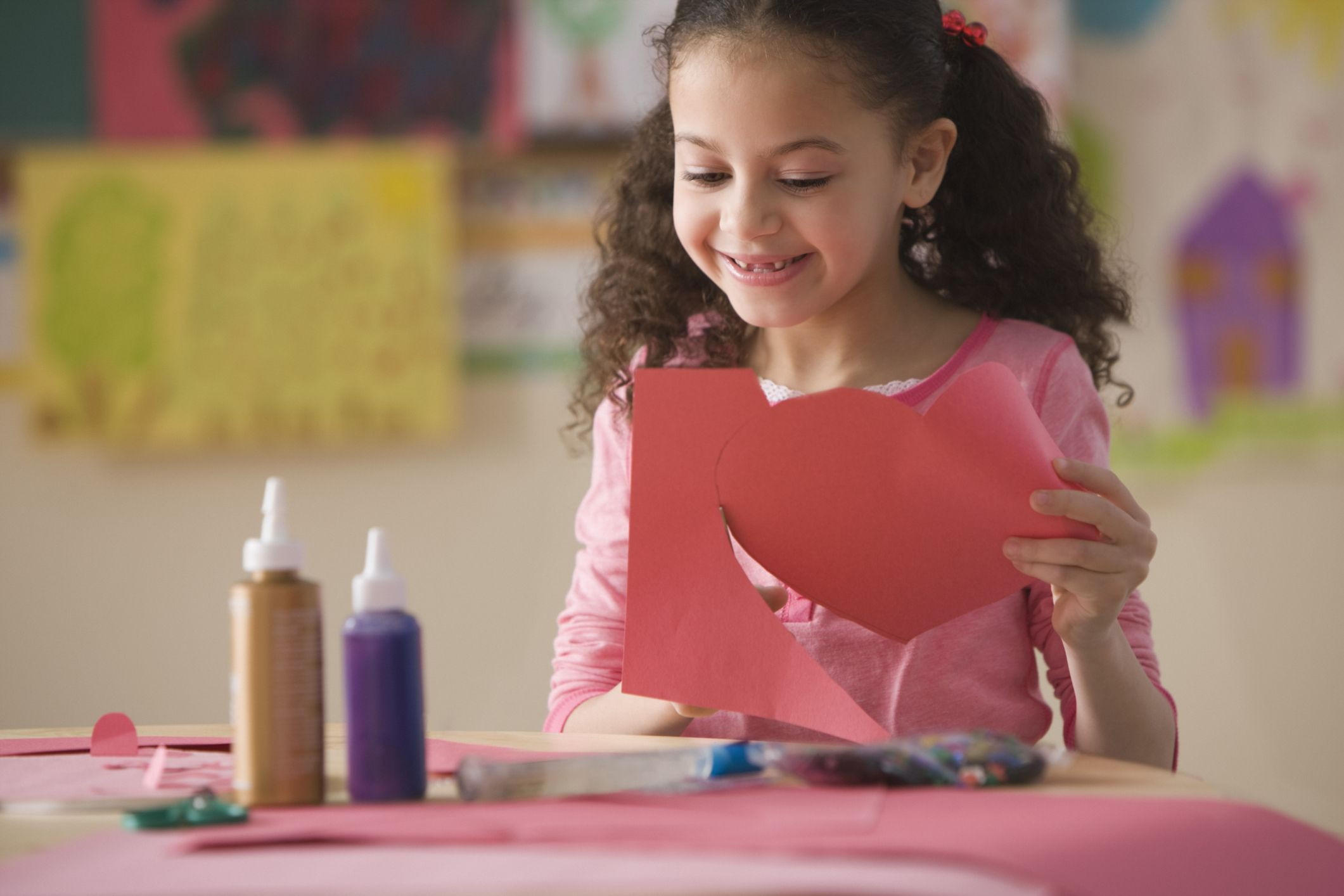 30 Best Valentine's Day Crafts for Kids That They'll Love Creating