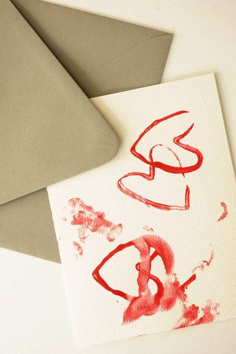 valentines day crafts for kids heart stamp