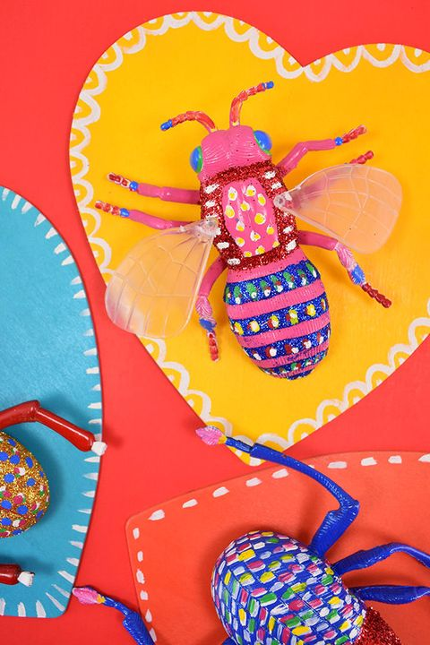 valentines day crafts for kids love bugs