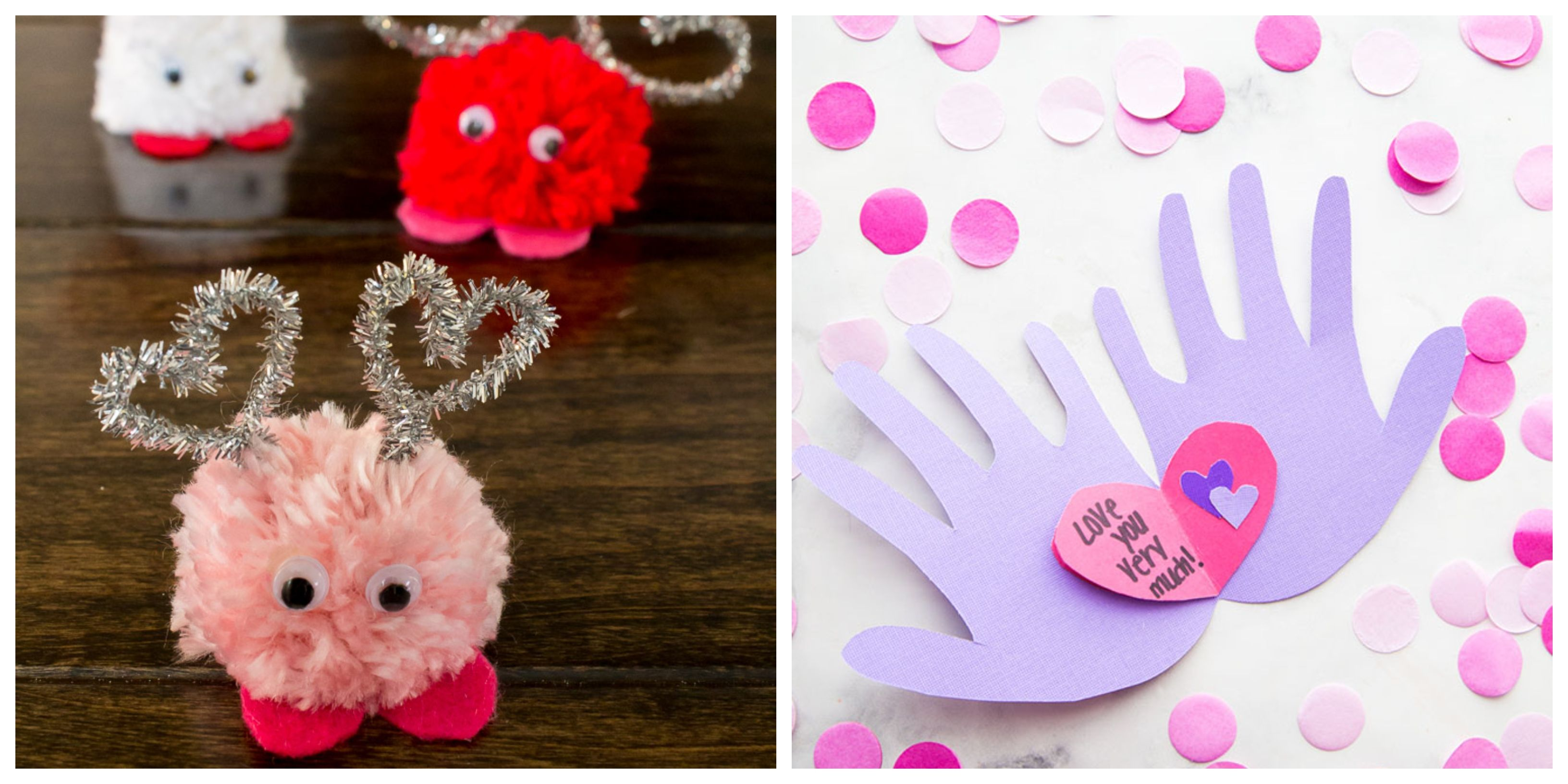 Your Kids Will Heart These Easy Valentine's Day Crafts