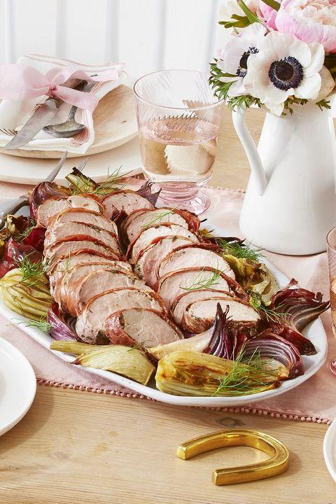 valentines day dinner ideas pork tenderloin