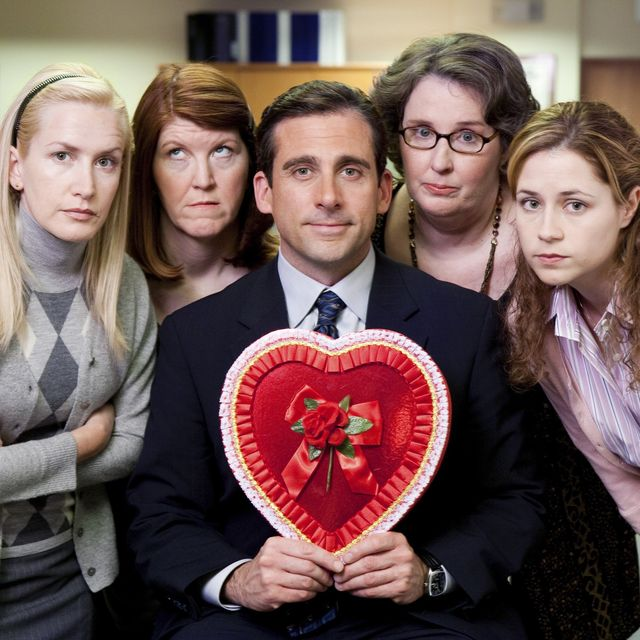 the office valentine's day episodes