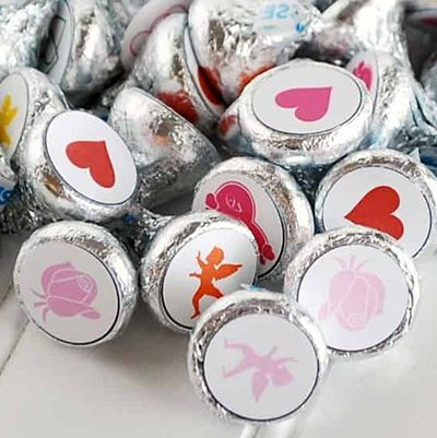 Valentine's Day Games - Candy Matching