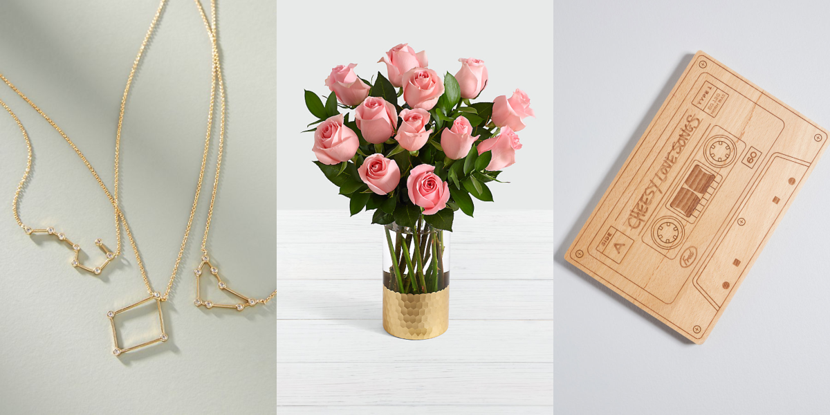 30 Best Valentine S Day Gifts For Her Romantic Gifts For Wife Or