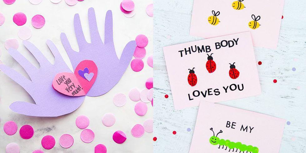 10+ Best Valentine's Day Handprint Crafts
