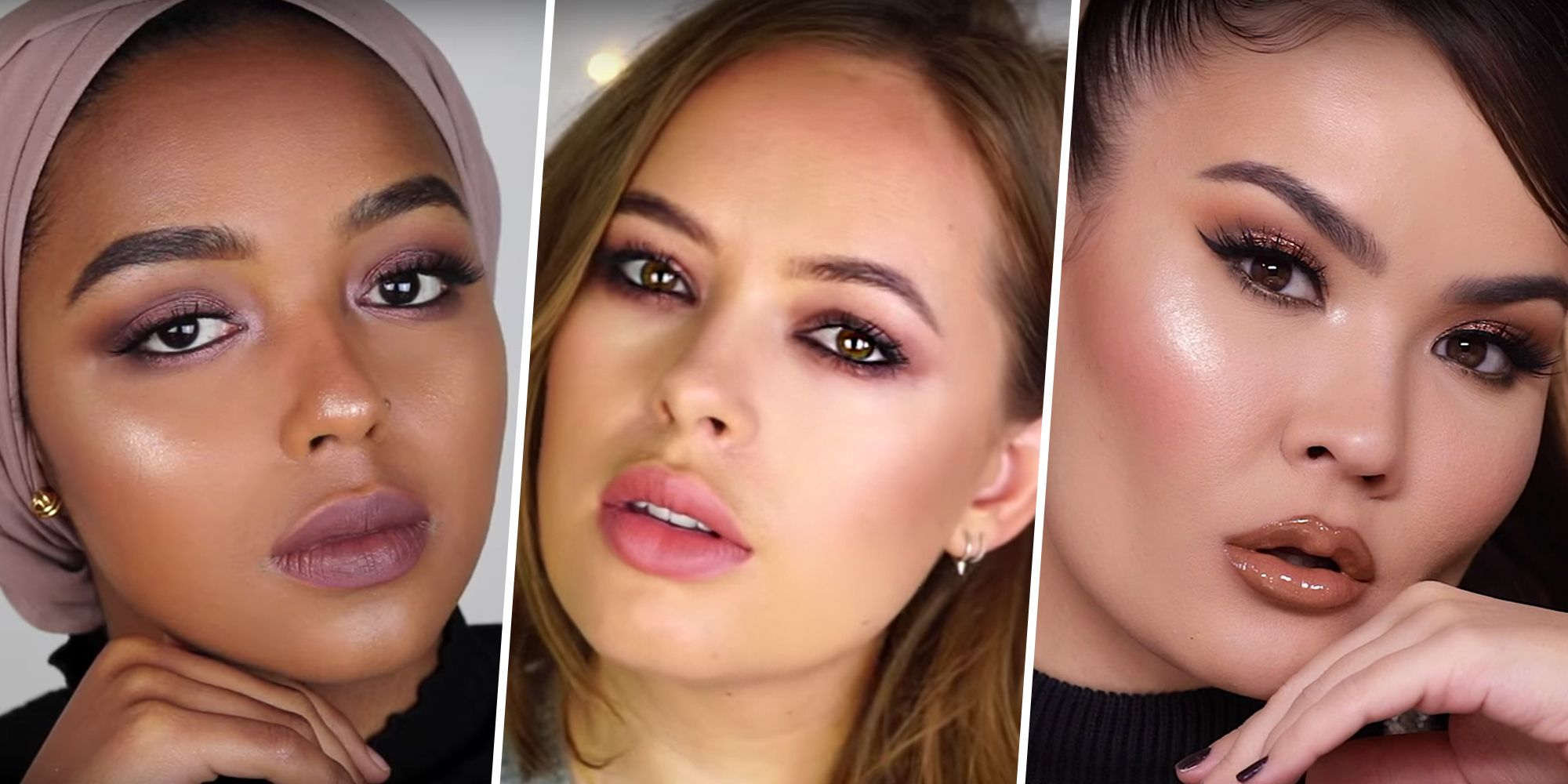 6 Ridiculously Pretty Makeup Tutorials For Whatever Your Valentineu0027s Day  Looks Like