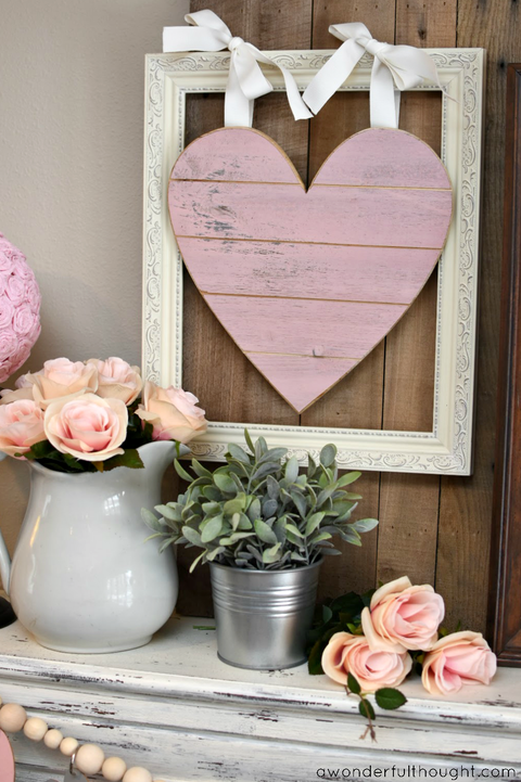 20 Sweet And Simple Diy Valentine S Day Decorations