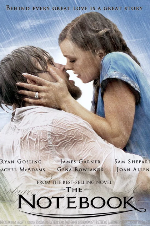 valentines day movies the notebook
