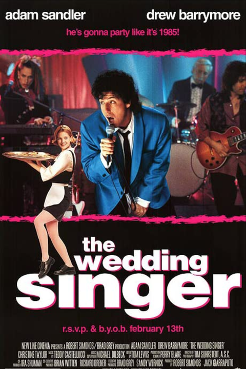 valentines day movies wedding singer