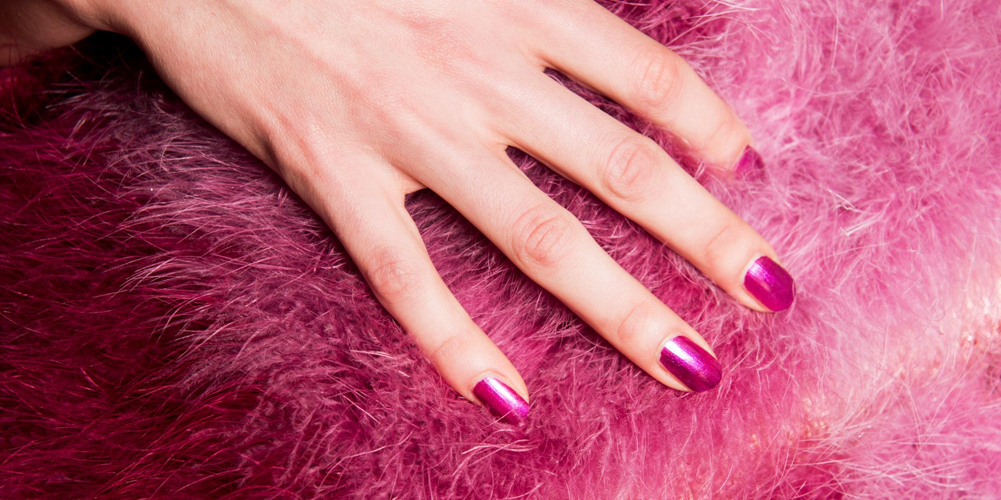 12 Valentine\u0027s Day Nail Ideas That Are Cute, Not Tacky