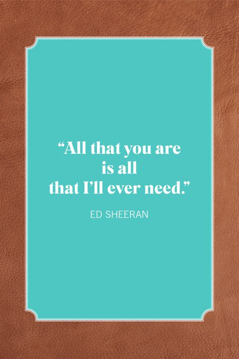 valentines day quotes ed sheeran