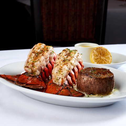 ruth's chris steak house valentine's day special