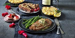 M&S Valentine's Day Dine In meals