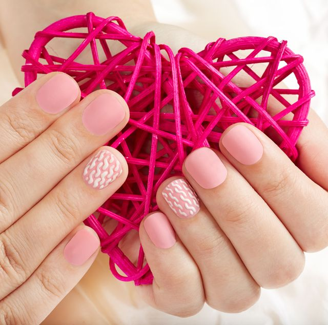 32 Best Valentine\'s Day Nail Designs - Cute Nail Design ...