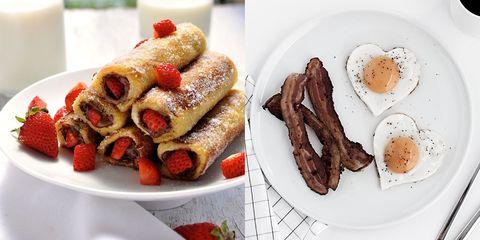 Dish, Food, Cuisine, Cannoli, Ingredient, Breakfast, Brunch, Staple food, Produce, Meal,