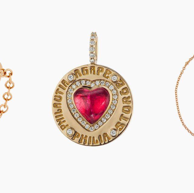 valentine's day themed jewelry