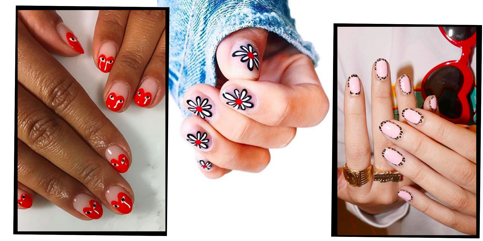 Valentine S Day 2019 14nail Art Designs To Try At Home