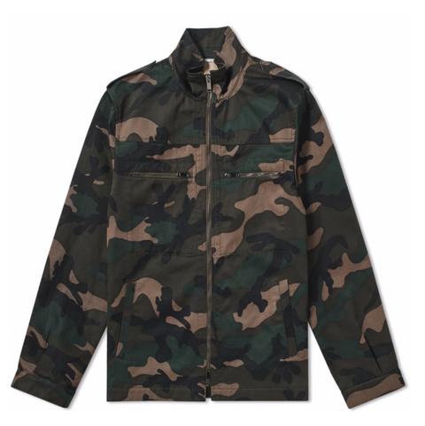 afb964b980999 12 chaquetas de camuflaje para esta primavera - Cazadoras de hombre ...