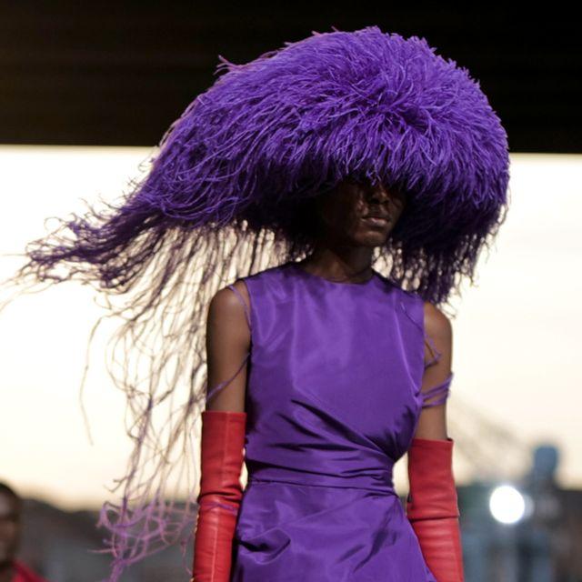 2021秋冬高訂, pierpaolo piccioli, valentino, valentino 高訂, 威尼斯, 威尼斯雙年展, 時尚, 時裝周, 藝術, 高級訂製服, 高訂