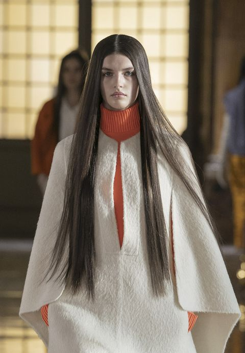 acconciature capelli haute couture primavera estate 2021