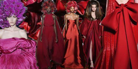 31bd6a36028c Valentino haute couture autunno inverno 2018 2019  i look più belli ...