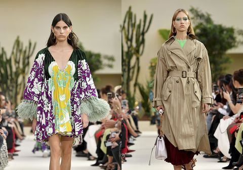 Valentino Spring Summer 2019 Runway Collection