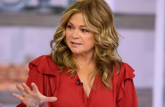 today    pictured valerie bertinelli on tuesday, january 7, 2020    photo by nathan congletonnbcnbcu photo bank via getty images
