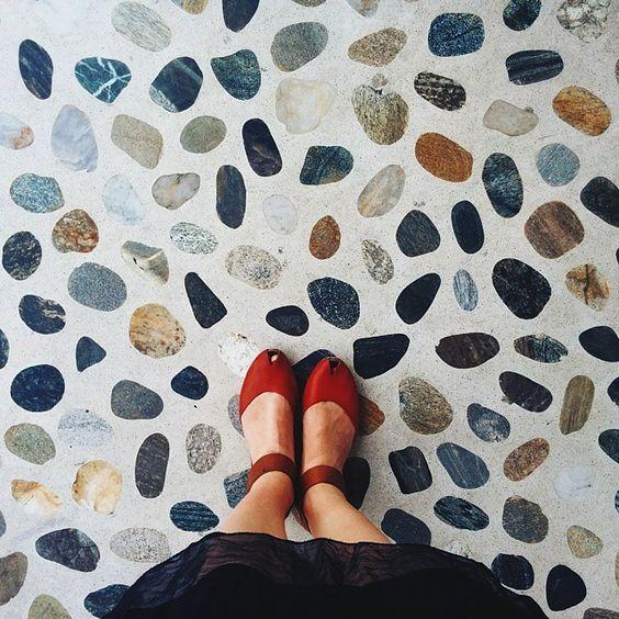 Instagram Tendencia Feet En Decoración Suelos Selfie De DIYE9eH2bW