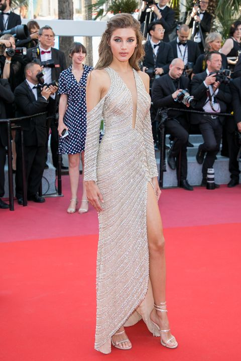 "closing ceremony  ""the man who killed don quixote"" red carpet arrivals   the 71st annual cannes film festival"