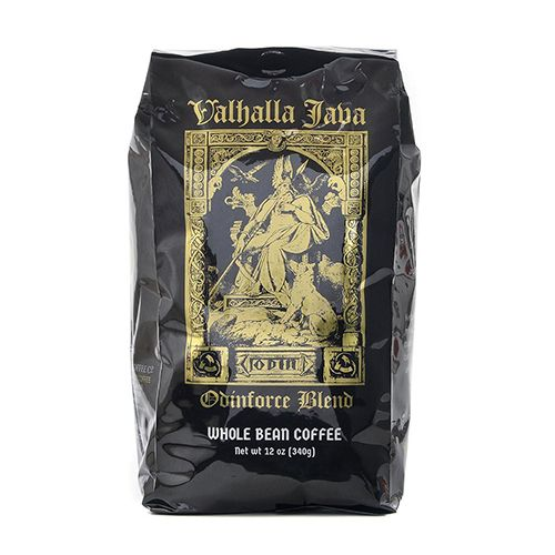 Valhalla Java Odinforce Blend by Death Wish Coffee Co.