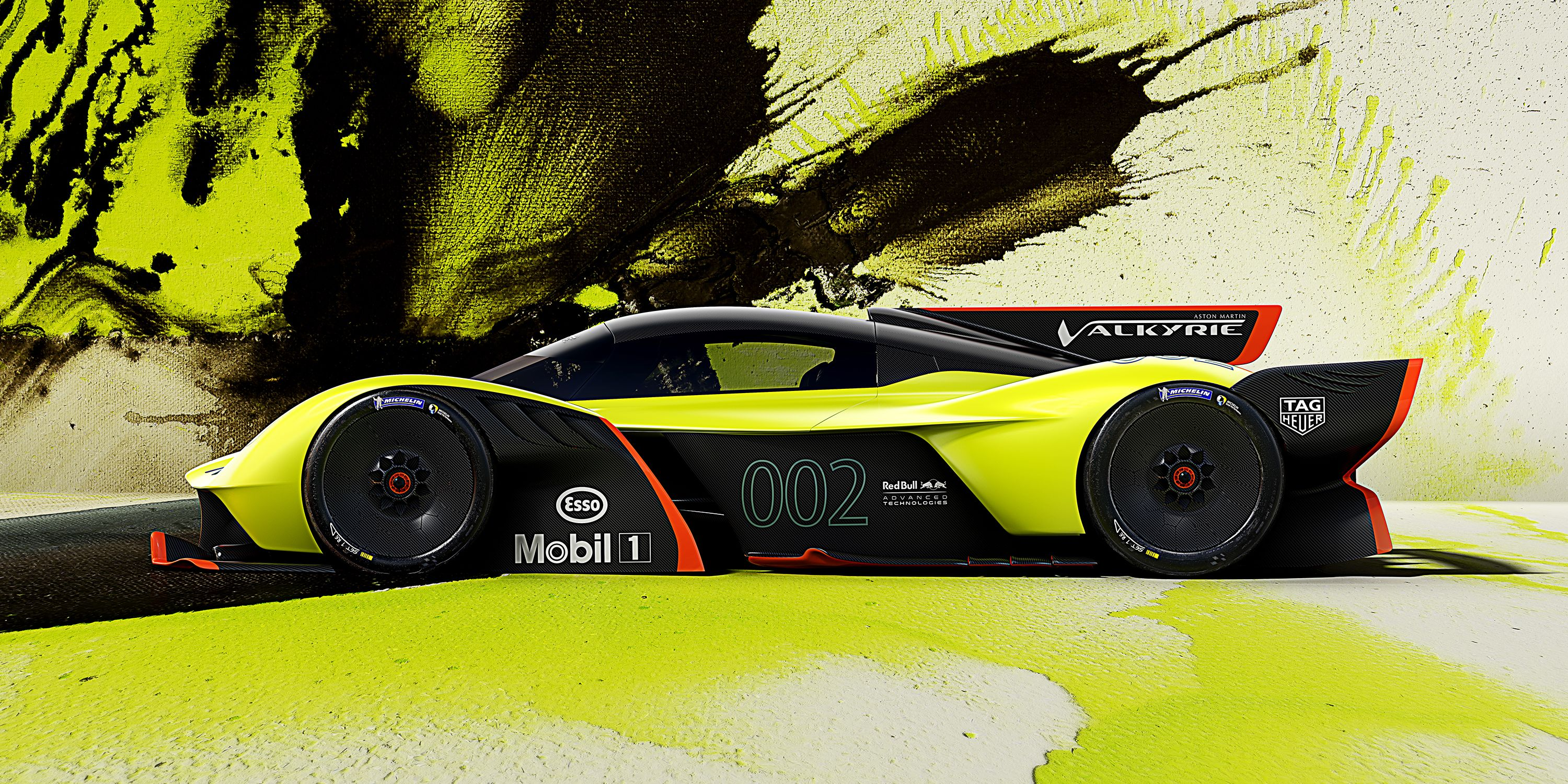 red bull could run something based on the aston martin valkyrie at