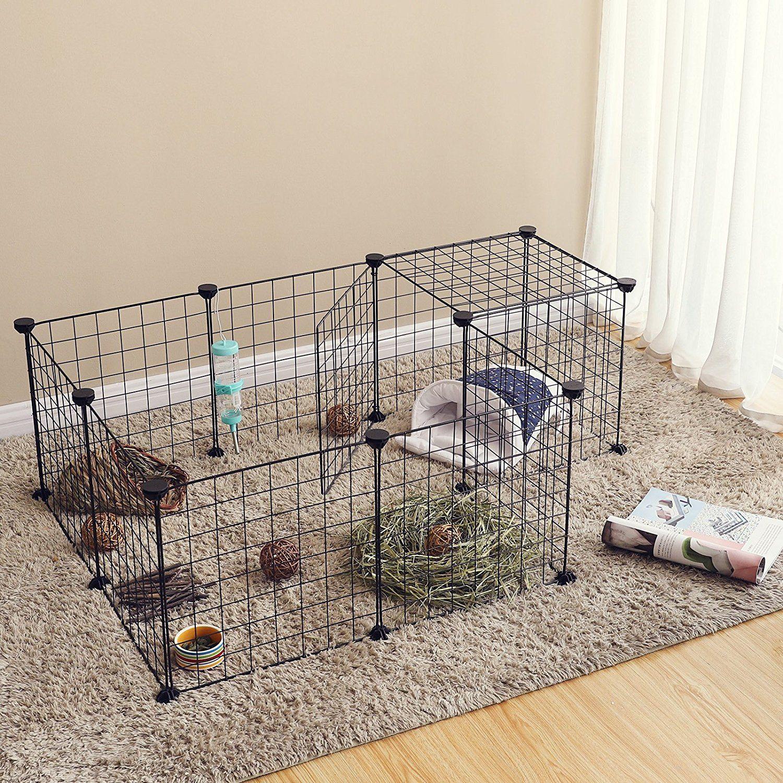 Valla flexible para animales pequeños