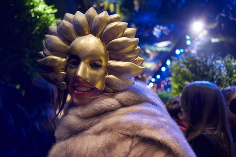 Event, Fur, Tradition, Festival, Natural material, Holiday, Costume, Fur clothing, Mask, Humour,