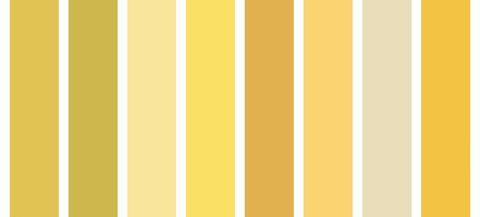 Valspar Paint Shades Yellow