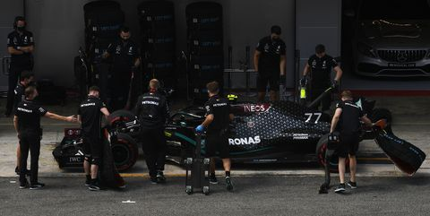 f1 grand prix of spain   qualifying