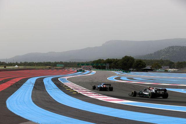 f1 grand prix of france qualifying