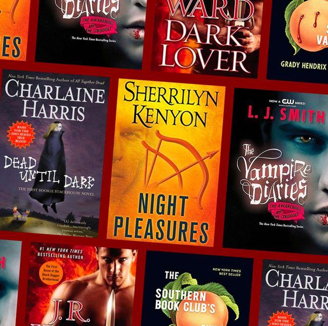 vampire books
